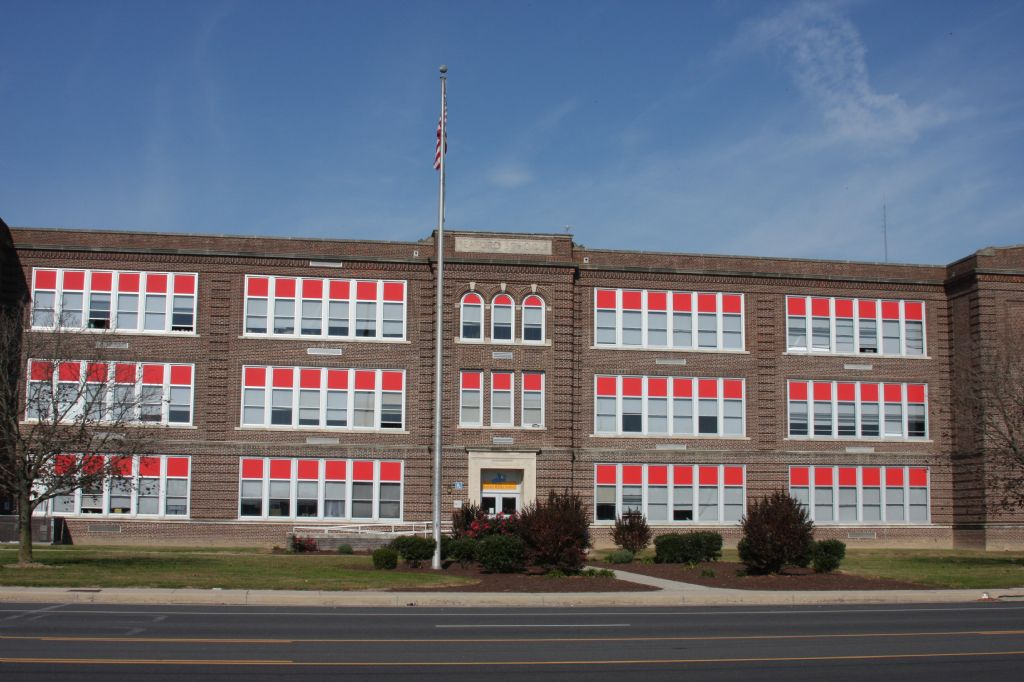 Project Detail Seaford Middle School Devac 400 Windows
