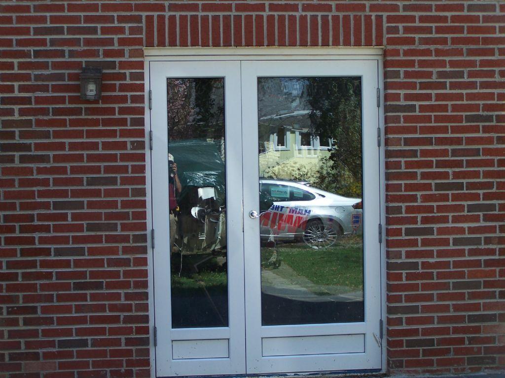 Washington DC - H-Window projection u0026 picture double pane lowE/H-Window Nordic door w/sidelite double pane lowE & Project Detail - Washington DC - H-Window projection u0026 picture ...