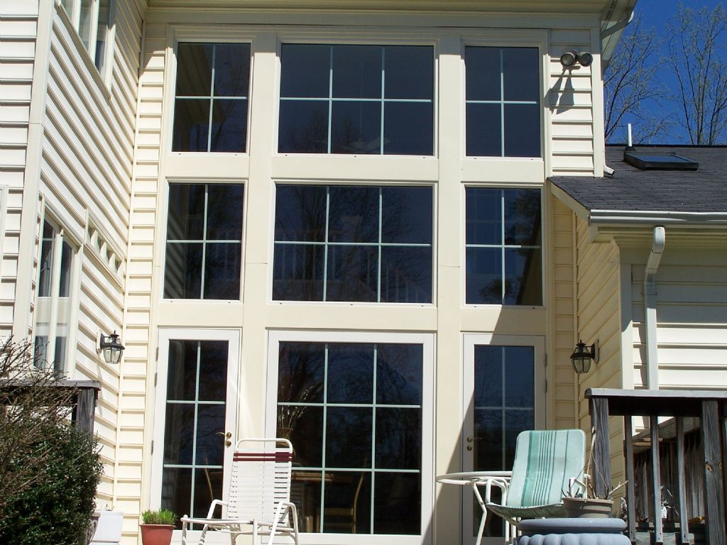 Great Falls - H-Widow Nordic door \u0026 direct sets windows double pane lowE & Project Detail - Great Falls - H-Widow Nordic door \u0026 direct sets ...