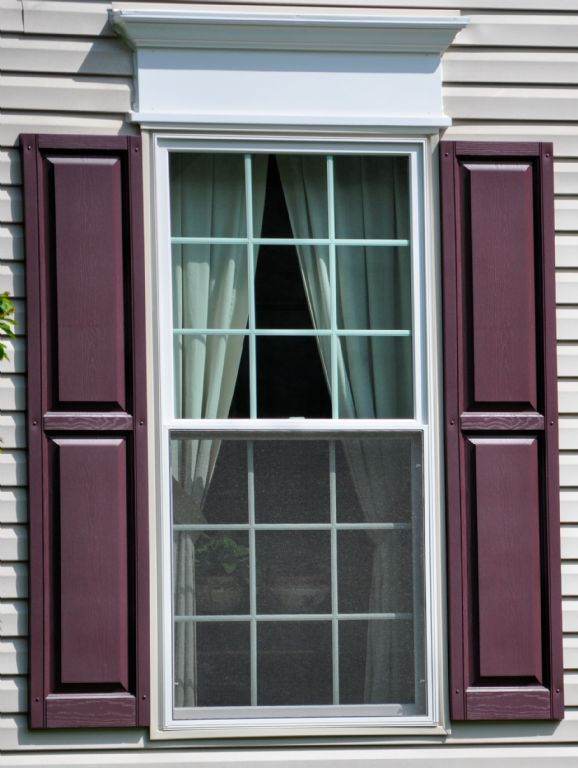 Project detail marvin infinity double hung windows with for Window header