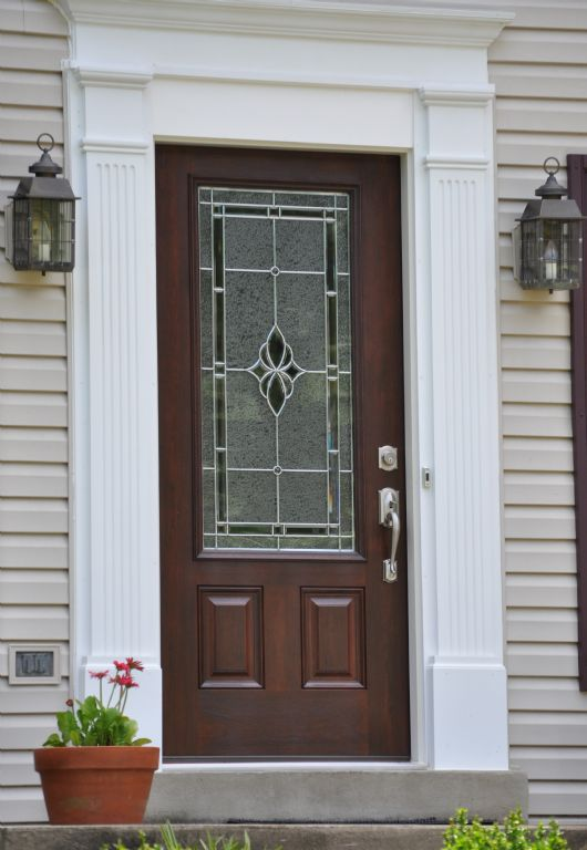 Door Surrounds Exterior The Best Front Door Surrounds Vibrant Doors Fypon Door Surrounds