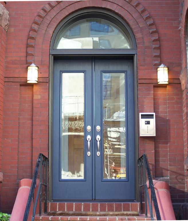 Project detail marvin infinity replacement windows mon - Traditional french doors exterior ...
