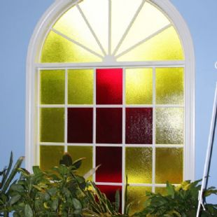 Greene Funeral Home - Parrett Historical Windows