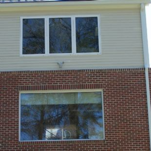 Washington DC - H-Window projection & picture, double pane, lowE/H-Window Nordic door w/sidelite, double pane, lowE